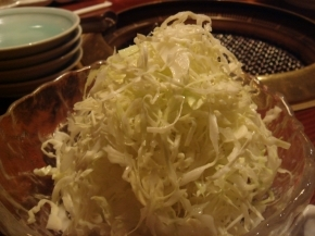 キャベツ♪これはハム子専用で、ハム子が一人で食べちゃいました~