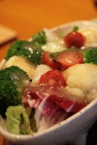 8種類の野菜サラダ