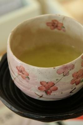 水出しのお茶