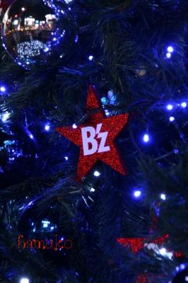 B'zツリー
