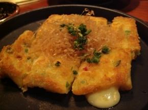 チーズ入りちぢみ