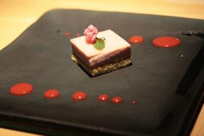 *デザート* 桜のデザート