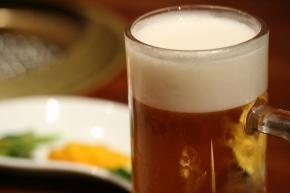 生ビール様(´∀`人)