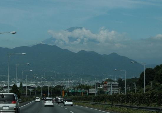 富士山q(・ェ・q)ルン♪(p・ェ・)pルン♪